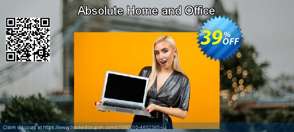 Get 10% OFF Absolute Home and Office offering sales