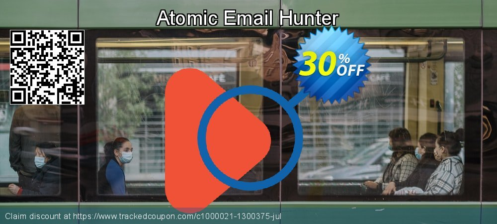 Atomic Email Hunter coupon on Back to School promotion discount
