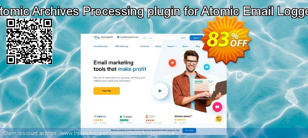 Get 100% OFF Atomic Archives Processing plugin for Atomic Email Logger offering deals