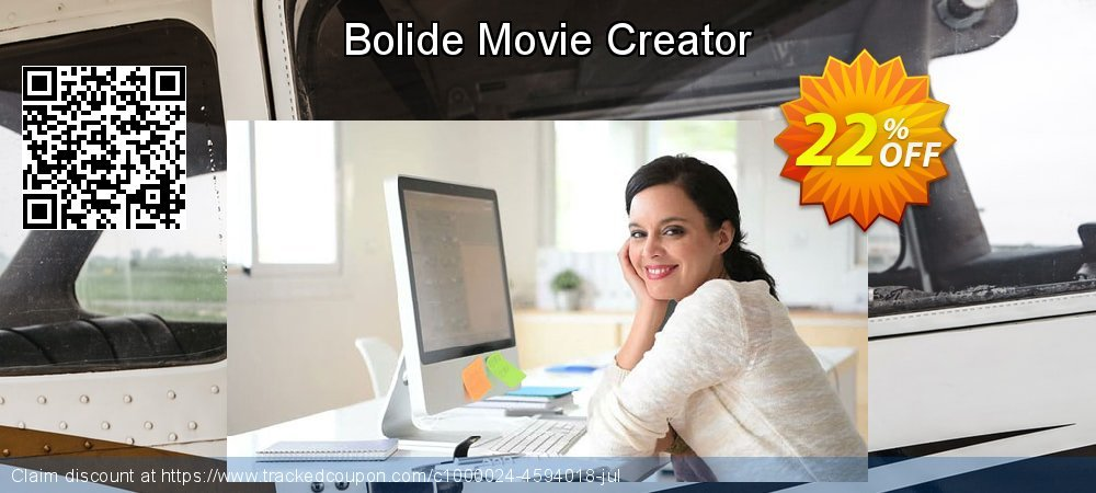 Get 25% OFF Bolide Movie Creator offering sales