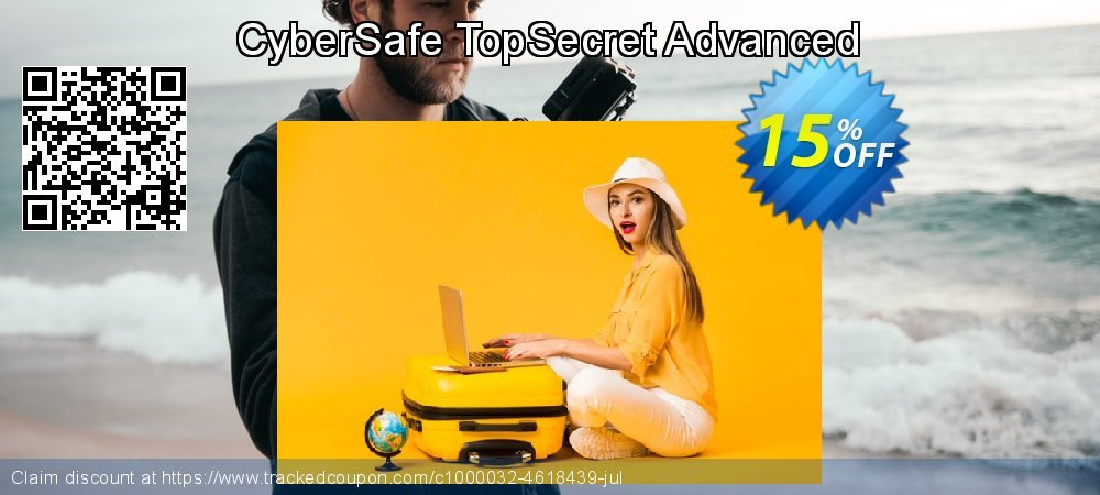 CyberSafe TopSecret Advanced coupon on Spring deals