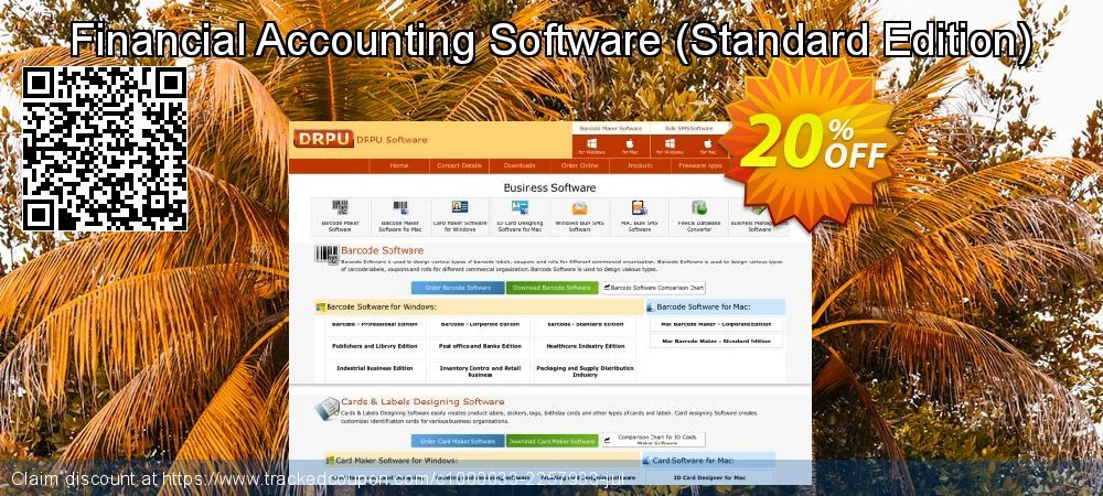 Financial Accounting Software - Standard Edition  coupon on Easter Sunday offering discount