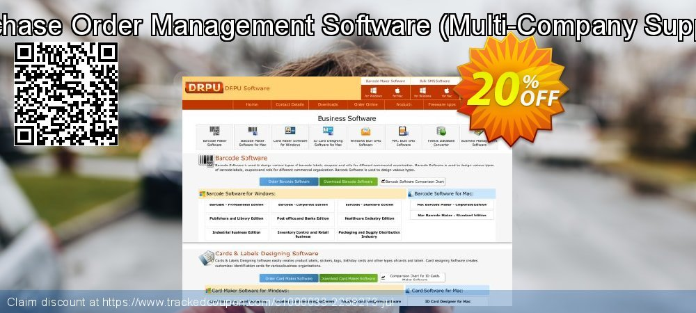 Purchase Order Management Software - Multi-Company Support  coupon on Int'l. Women's Day deals