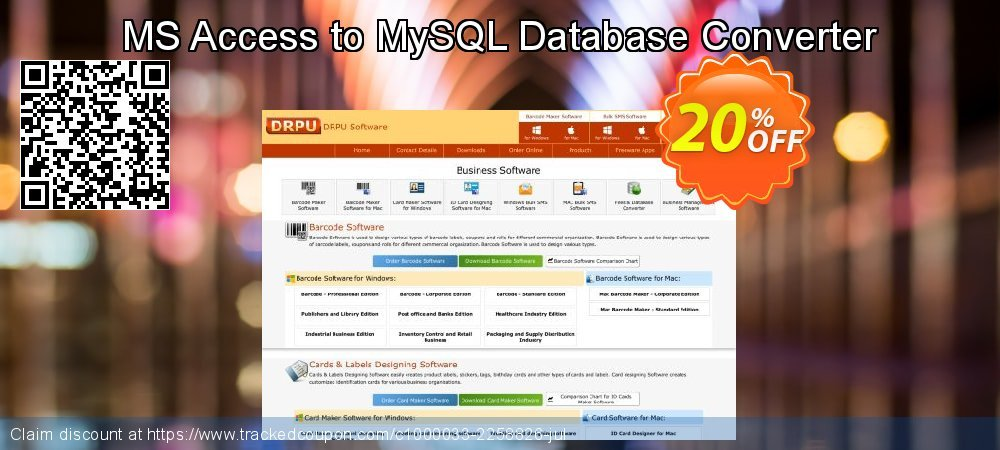 MS Access to MySQL Database Converter coupon on Easter super sale