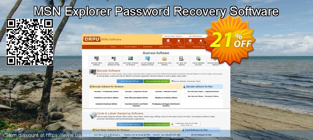 MSN Explorer Password Recovery Software coupon on Easter Sunday discount