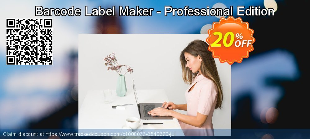Barcode Label Maker - Professional Edition coupon on Easter discounts