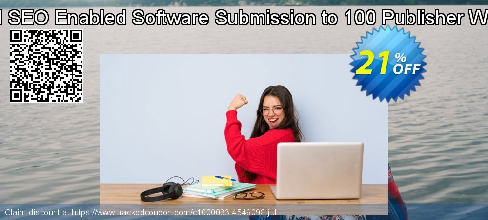 Manual SEO Enabled Software Submission to 100 Publisher Websites coupon on Easter discount