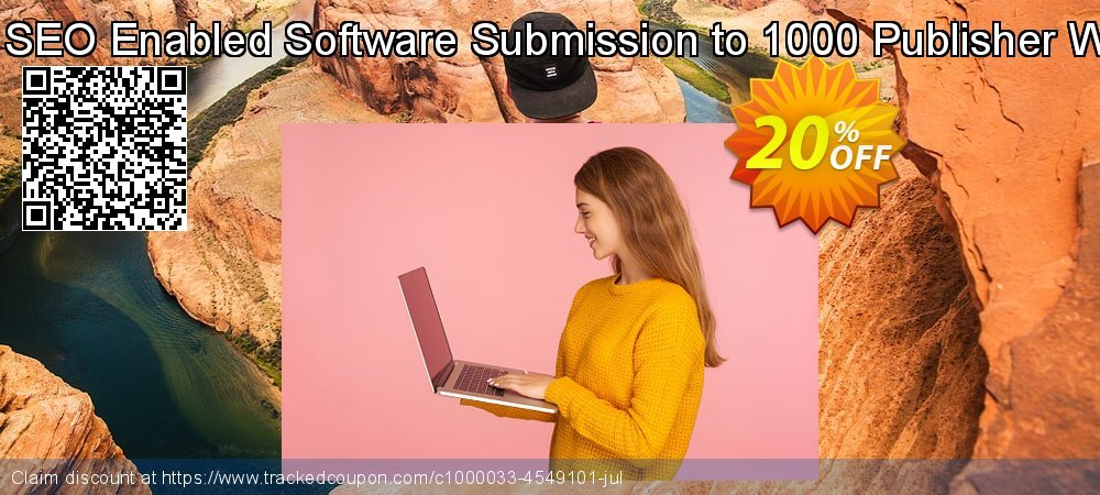 Manual SEO Enabled Software Submission to 1000 Publisher Websites coupon on Summer promotions
