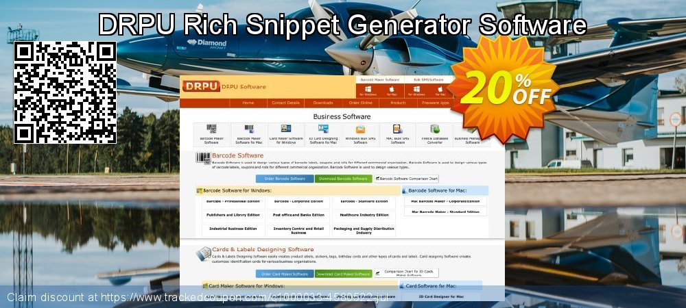 DRPU Rich Snippet Generator Software coupon on Easter promotions