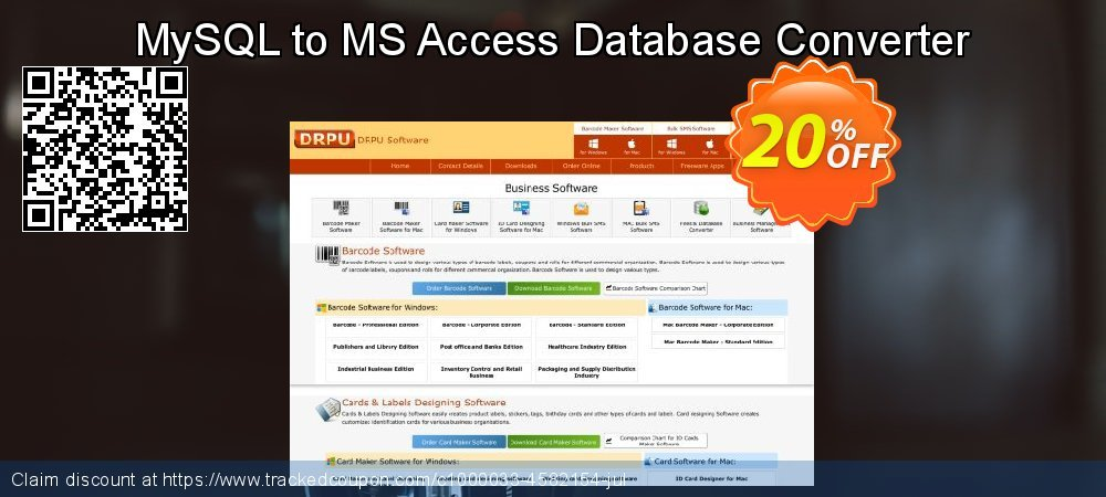 MySQL to MS Access Database Converter coupon on Easter offer