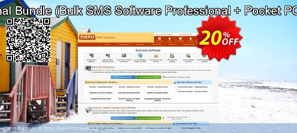 Bulk SMS Professional Bundle - Bulk SMS Software Professional + Pocket PC to mobile Software  coupon on Halloween offering sales