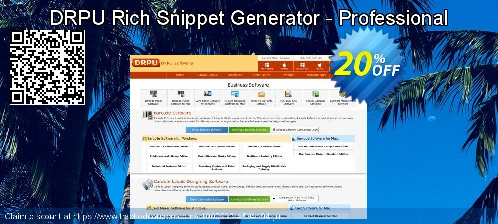 DRPU Rich Snippet Generator - Professional coupon on Easter sales