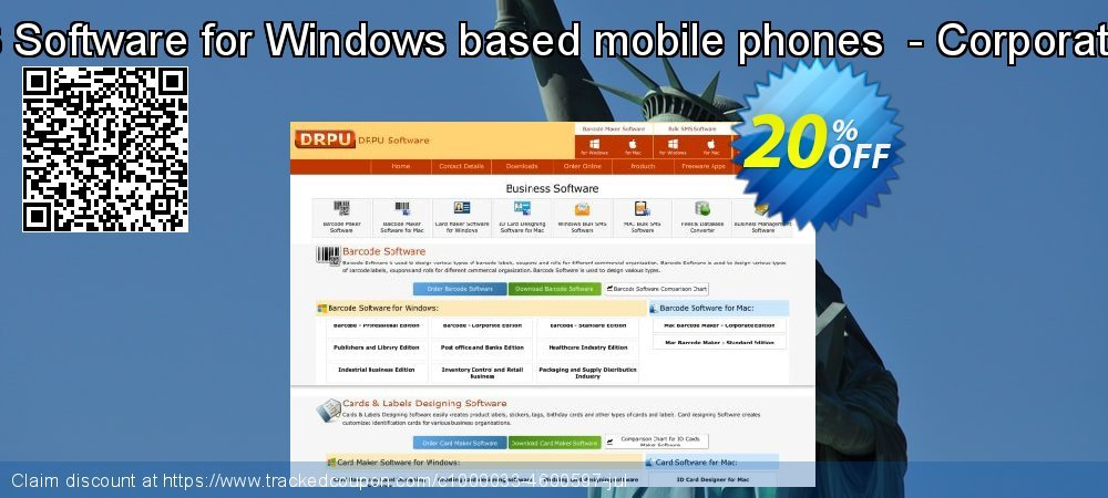 Bulk SMS Software for Windows based mobile phones  - Corporate License coupon on Easter Sunday offering discount
