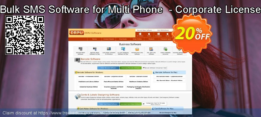 Bulk SMS Software for Multi Phone  - Corporate License coupon on Easter offering sales