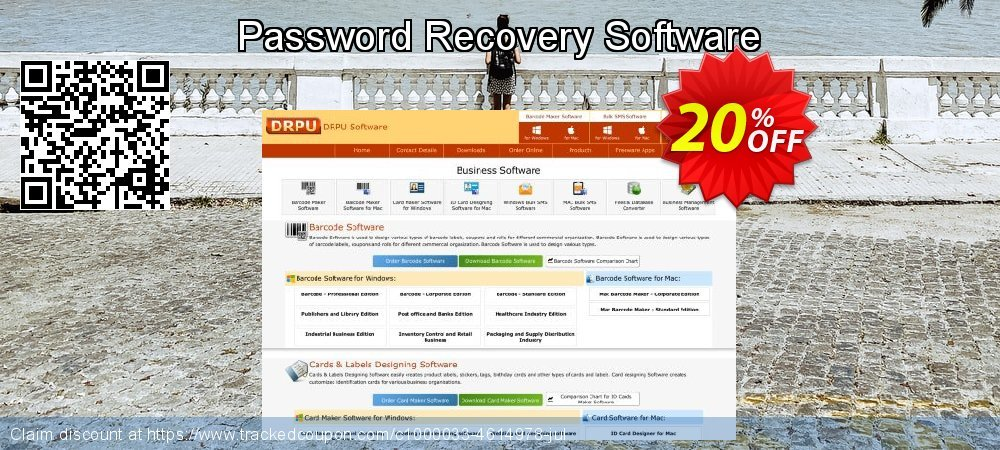 Password Recovery Software coupon on Easter discount