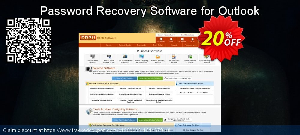 Password Recovery Software for Outlook coupon on Spring offering discount