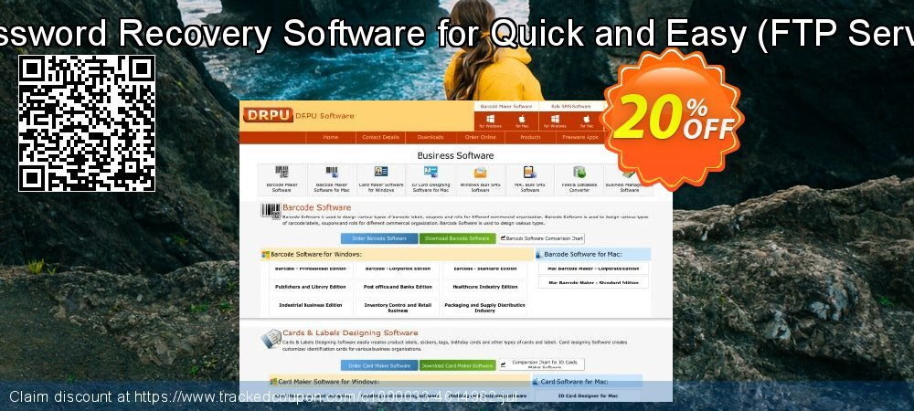 Password Recovery Software for Quick and Easy - FTP Server  coupon on Easter discounts