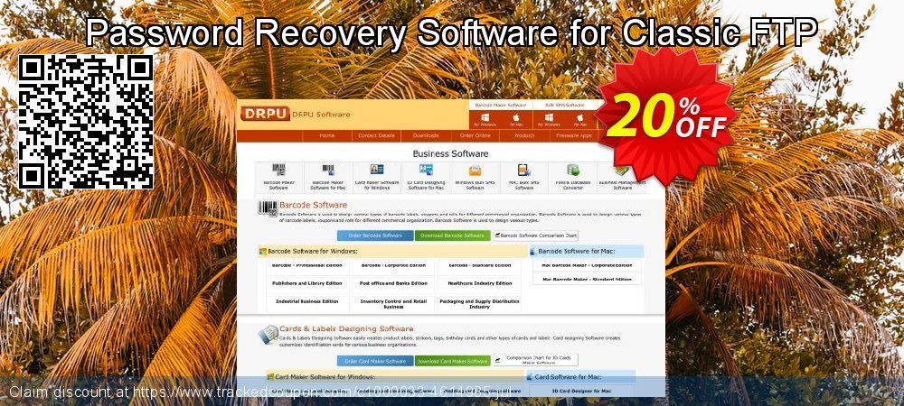 Password Recovery Software for Classic FTP coupon on Easter Sunday deals