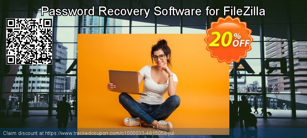 Password Recovery Software for FileZilla coupon on Easter offer