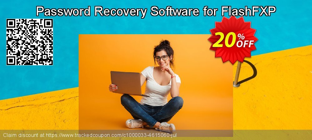 Password Recovery Software for FlashFXP coupon on April Fool's Day offering discount
