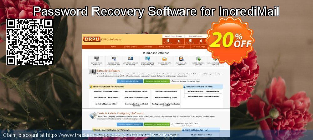 Password Recovery Software for IncrediMail coupon on Easter super sale