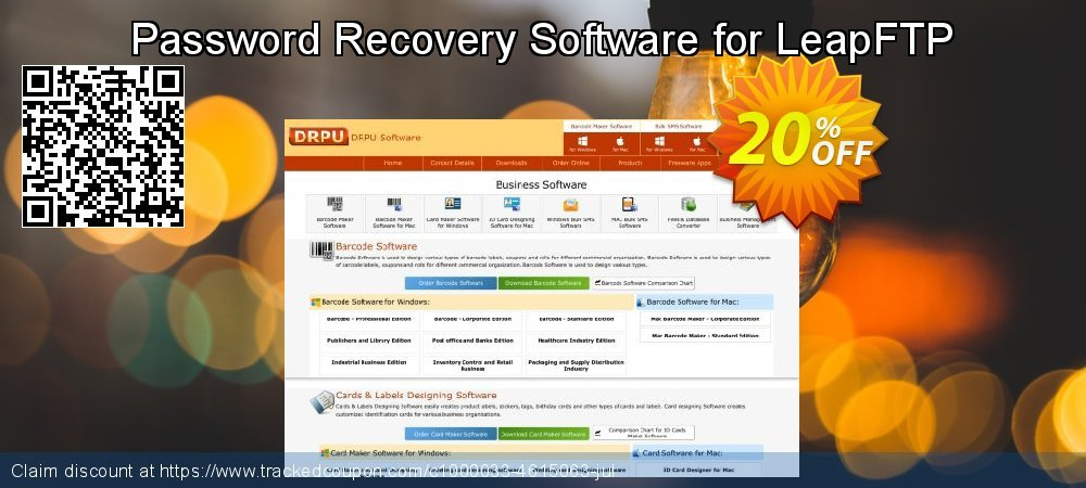 Password Recovery Software for LeapFTP coupon on Spring discounts