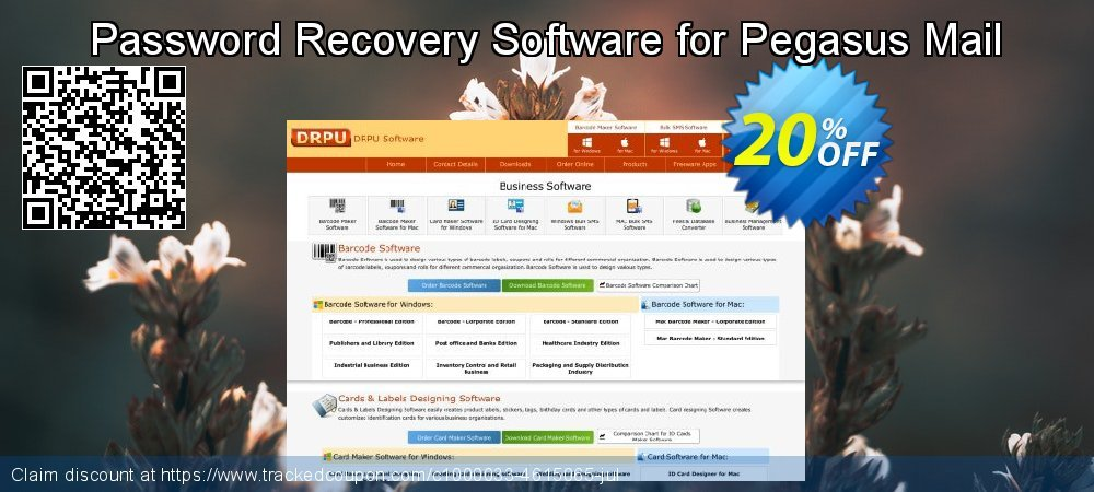 Password Recovery Software for Pegasus Mail coupon on Easter Sunday sales