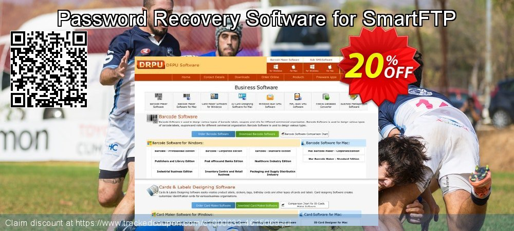 Password Recovery Software for SmartFTP coupon on Easter Sunday offering discount