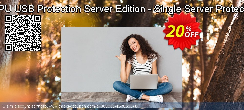 DRPU USB Protection Server Edition - Single Server Protection coupon on April Fool's Day super sale