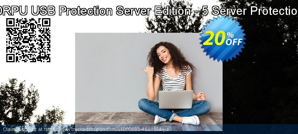 DRPU USB Protection Server Edition - 5 Server Protection coupon on Easter promotions