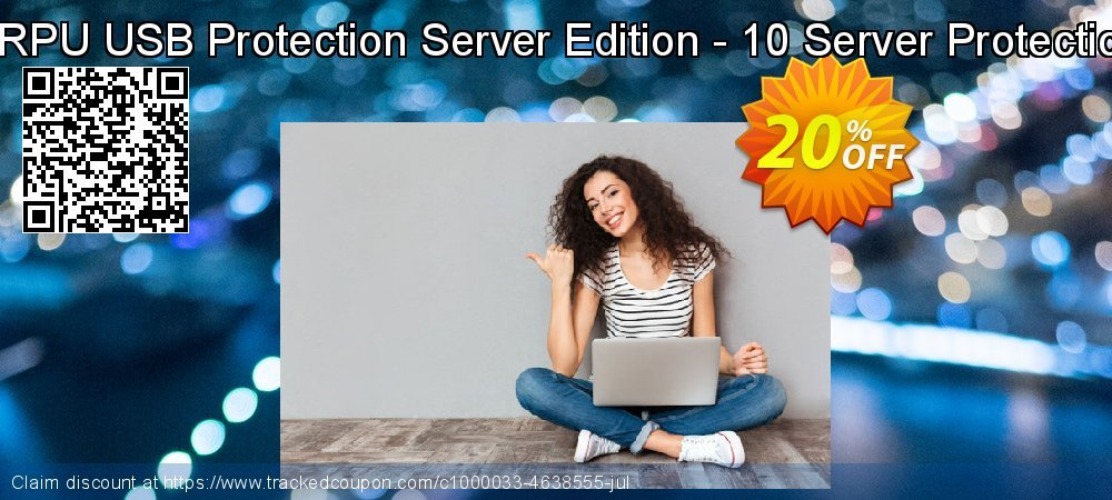 DRPU USB Protection Server Edition - 10 Server Protection coupon on Spring sales