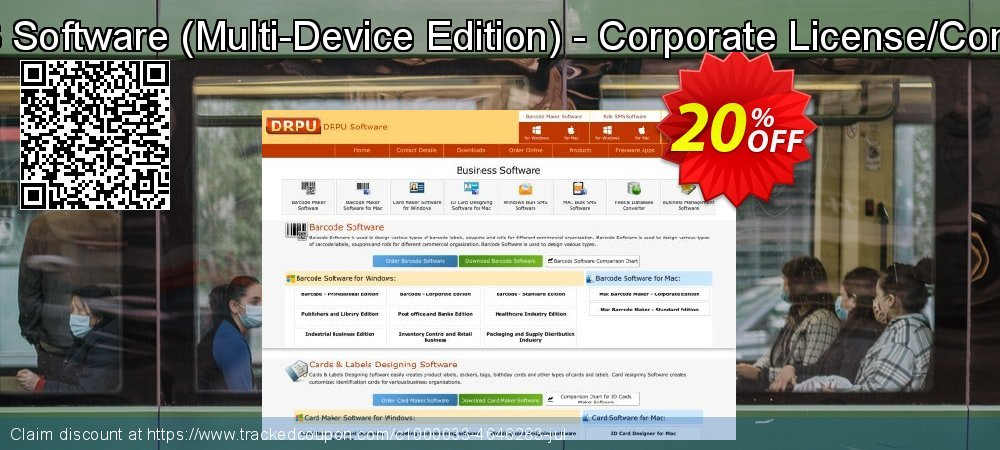 Mac Bulk SMS Software - Multi-Device Edition - Corporate License/Company License coupon on Spring super sale