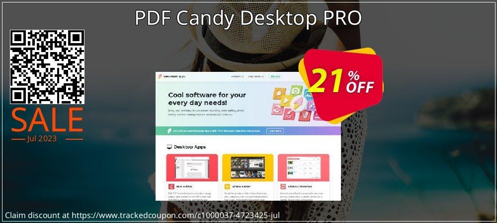 Get 20% OFF PDF Candy Desktop PRO promo