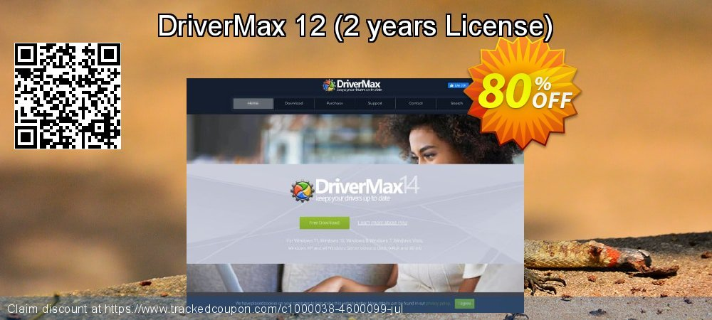DriverMax 12 - 2 years License  coupon on Spring super sale