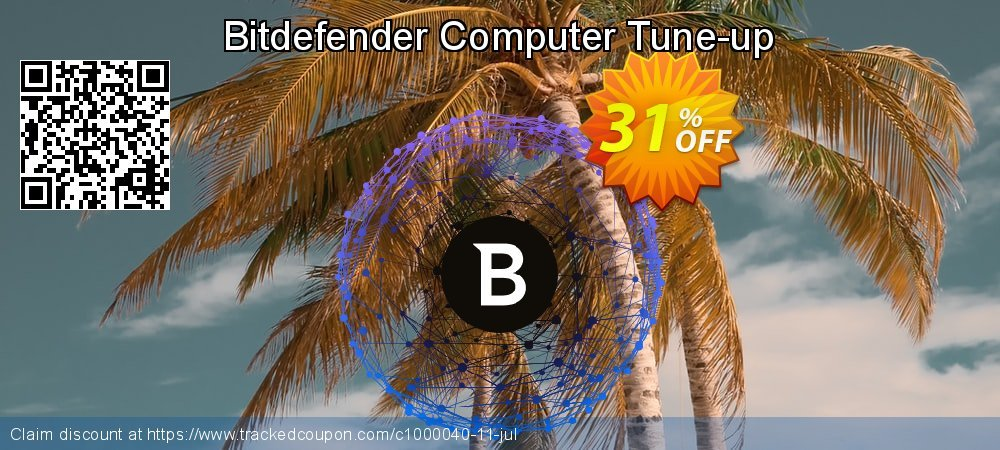Bitdefender Computer Tune-up coupon on Mothers Day deals