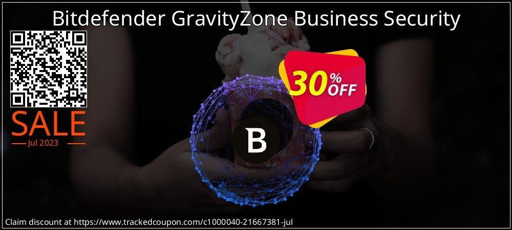Get 10% OFF Bitdefender GravityZone Business Security promo sales
