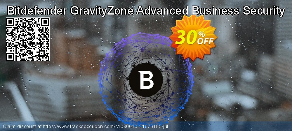 Bitdefender GravityZone Advanced Business Security coupon on Mothers Day promotions