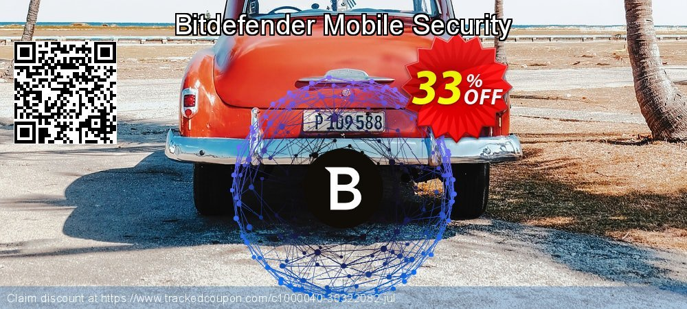 Bitdefender Mobile Security coupon on Mom Day deals