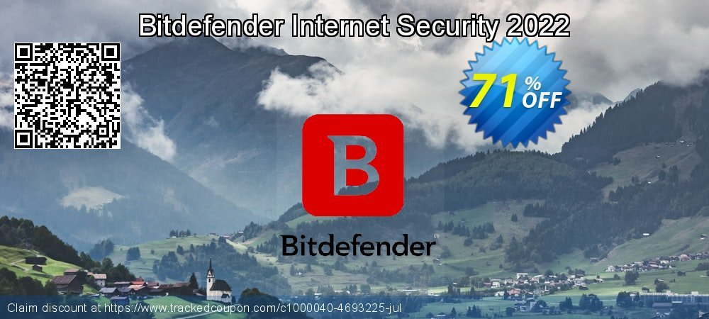 Bitdefender Internet Security 2021 coupon on Mothers Day discount