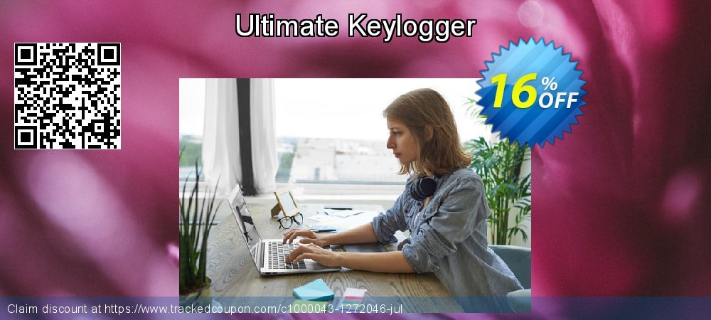 Ultimate Keylogger coupon on Summer promotions