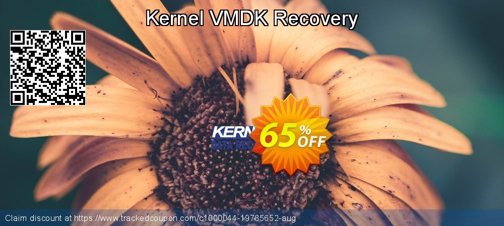 Kernel VMDK Recovery coupon on Wildlife month offering sales