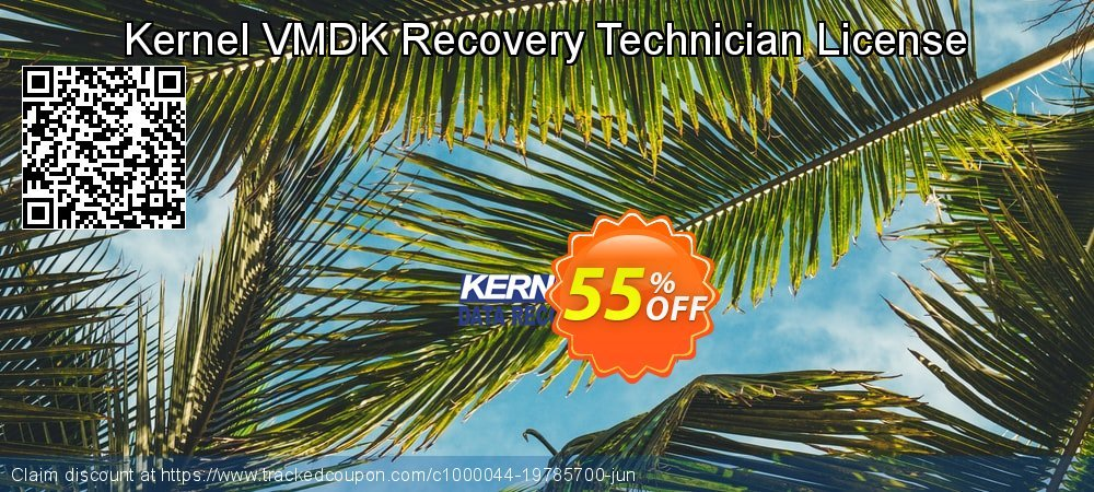 Kernel VMDK Recovery Technician License coupon on Sexual Health Day promotions