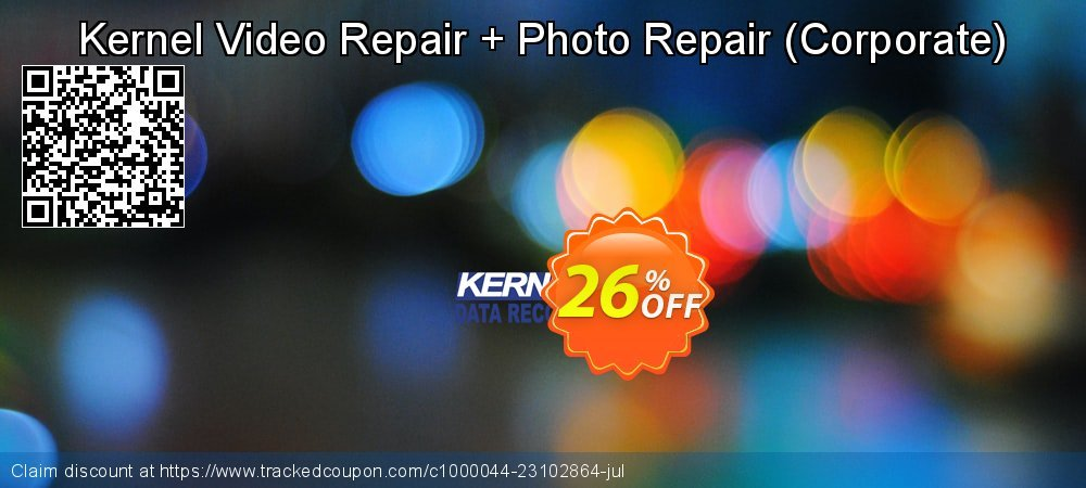 Kernel Video Repair - Corporate  coupon on Halloween discounts