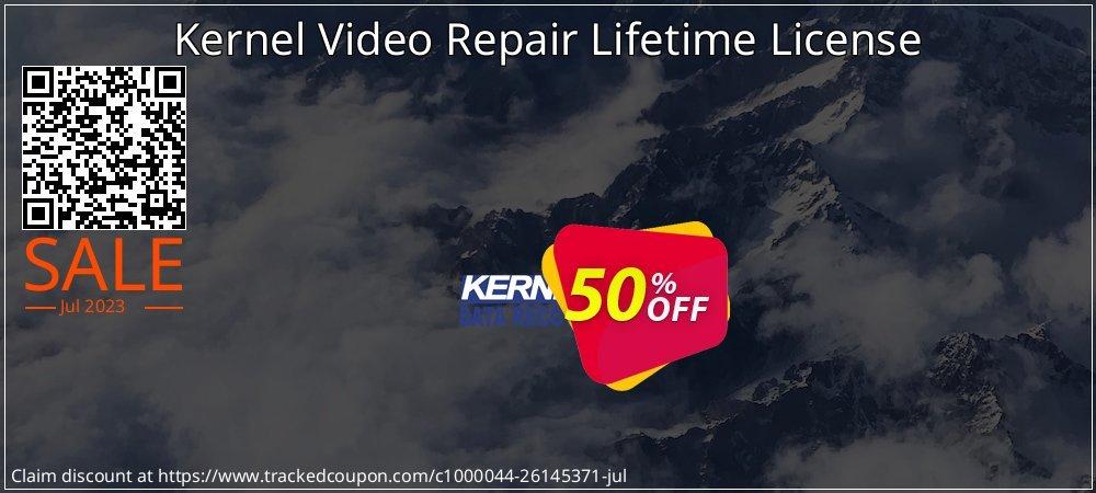 Claim 50% OFF Kernel Video Repair Lifetime License Coupon discount September, 2021