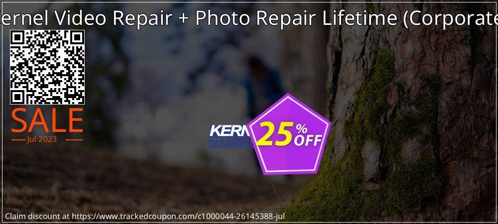 Claim 25% OFF Kernel Video Repair Lifetime - Corporate Coupon discount September, 2021
