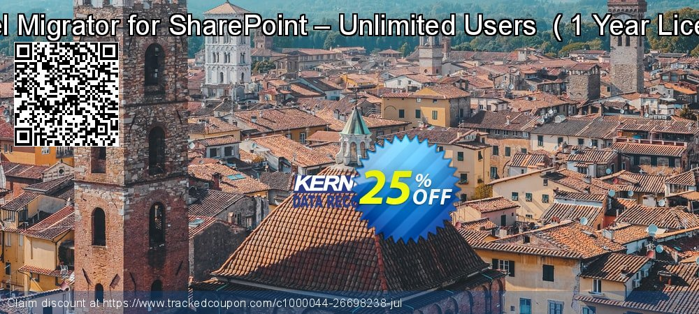 Kernel Migrator for SharePoint – Unlimited Users  -  1 Year License   coupon on Halloween discounts