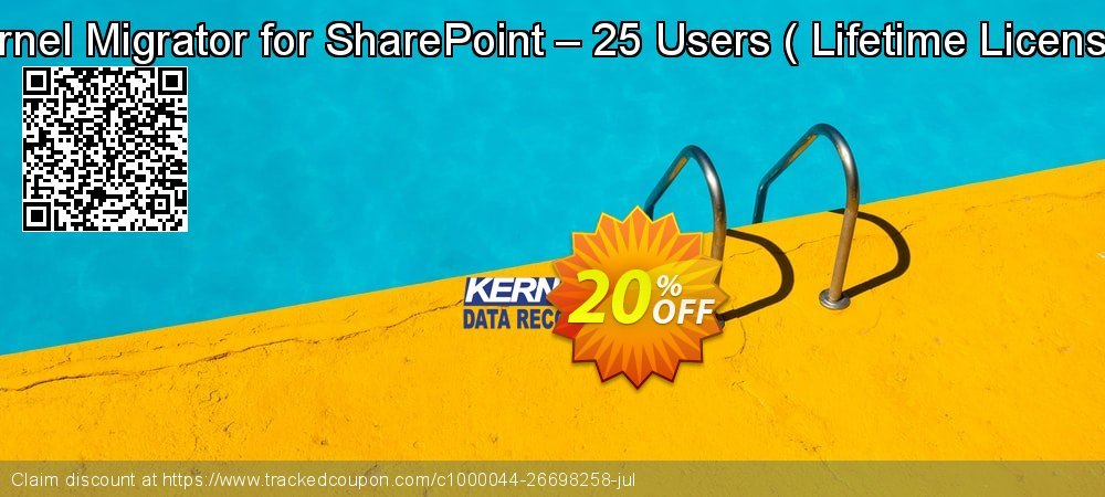 Kernel Migrator for SharePoint – 25 Users -  Lifetime License   coupon on Halloween sales