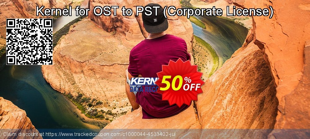 Kernel for OST to PST - Corporate License  coupon on Halloween offer