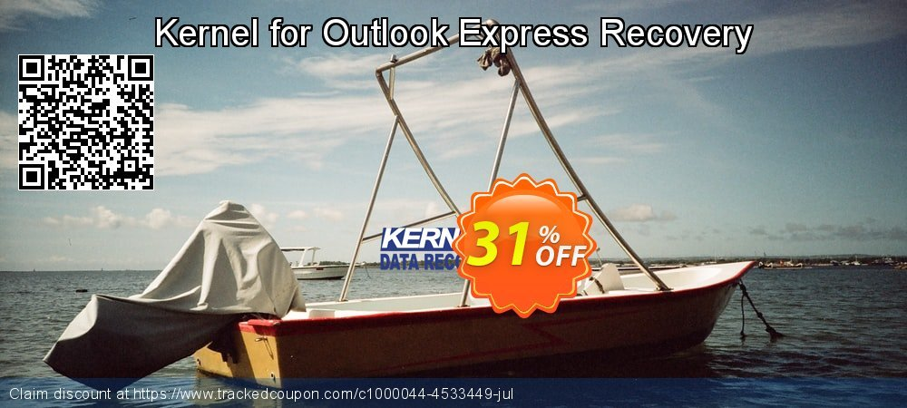 Kernel for Outlook Express Recovery coupon on Halloween offering discount