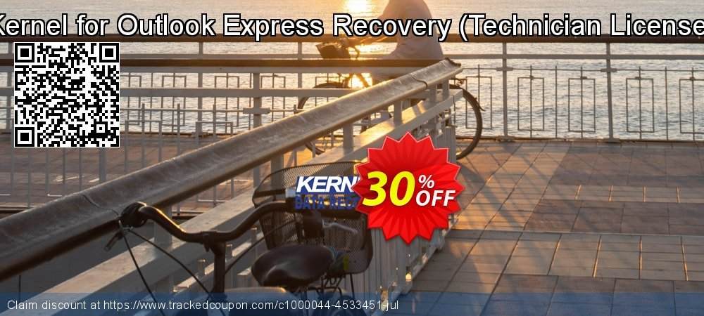 Kernel for Outlook Express Recovery - Technician License  coupon on Halloween super sale